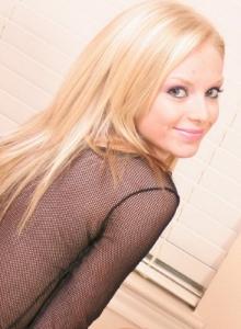 Hot Blonde Teen Model Teases 101