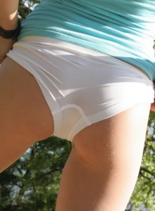 Cute Teen Skye Shows Off Her Perfect Ass And Teases With Perky Tits - Picture 6
